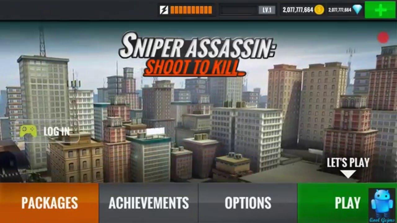 【修改版】Sniper 3D Assassin:免費射擊遊戲 v3.6.2  無限內購 mod 中文 20200305