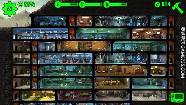 【修改版】異塵餘生庇護所 Fallout Shelter v1.13.21 MOD 輻射避難所 無限資源+中文 20190622