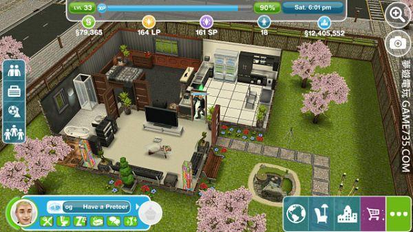【修改版】模擬人生暢玩 The Sims FreePlay v5.47.1 中文 無限金錢/點數 MOD 20190717