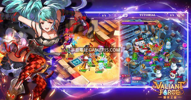 【聖光之誓修改版】 Valiant Force v1.35.0中文版 修改版  超變態修改 20191031 弱化敵人版