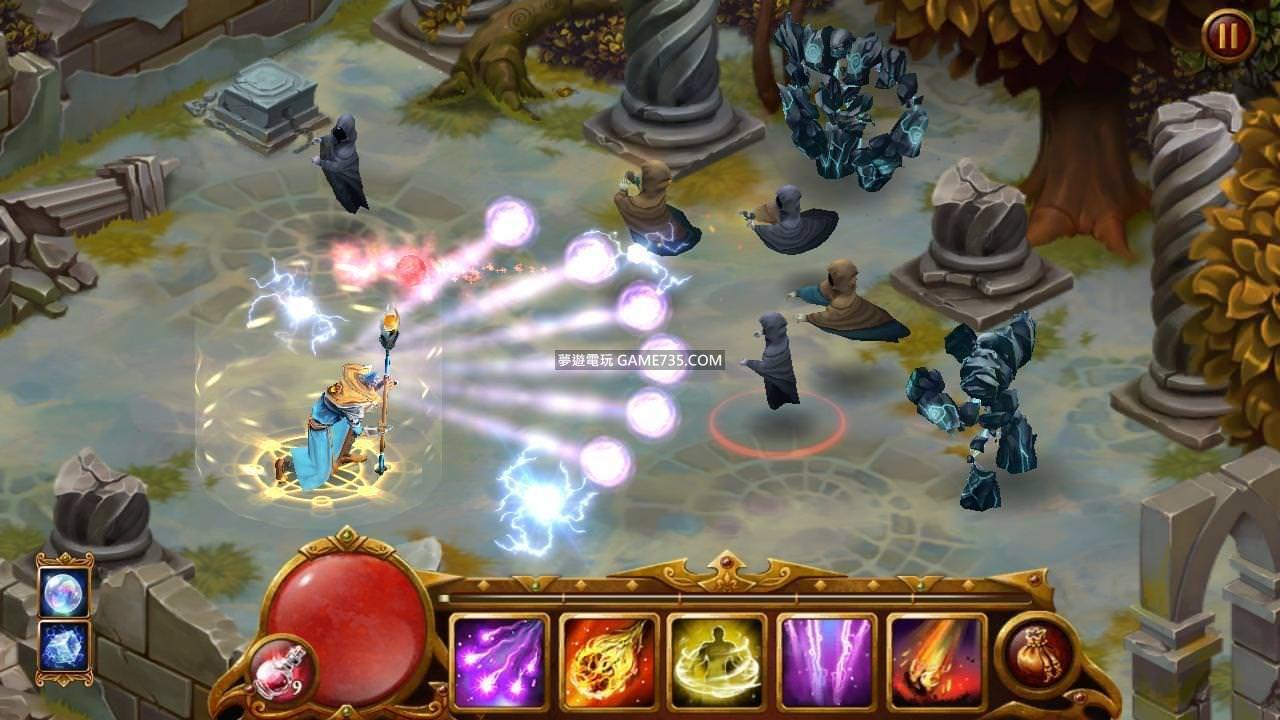 【修改版】Guild of Heroes 英雄公會 英雄工會 MOD V1.89.10中文版 無限復活洪水技能無CD無限背包20200331【優質高速載點】