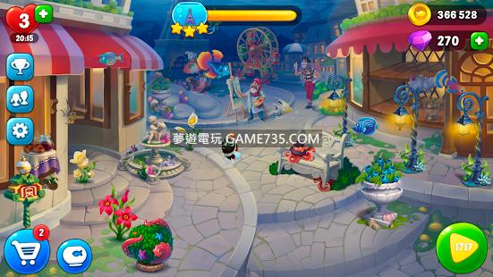【修改版】夢想水族箱 (Fishdom) V2.22.3 無限金錢+中文
