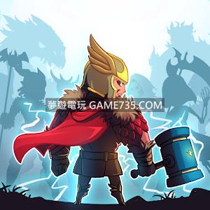 【修改版+中文】雷神 : 眾神萬擊之戰 V1.1.6 完全解鎖+英雄解鎖 MOD