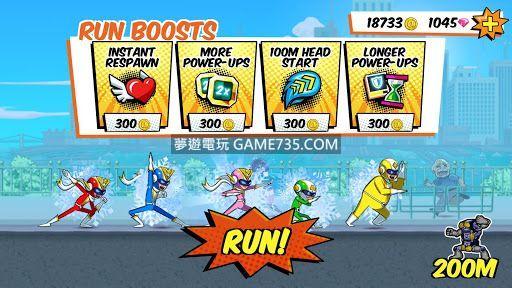 【修改版+中文】Run Run Super V V1.28 高傷害 無敵 MOD