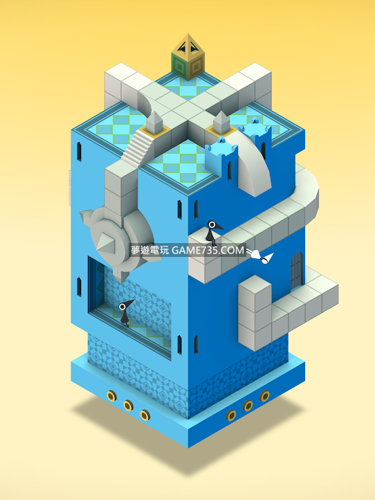 【紀念碑谷修改版+繁體】Monument Valley 紀念碑谷 v2.7.12 所有級別均開放