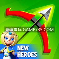 【弓箭傳說修改版+繁體】Archero v1.2.3 [MOD] 秒殺 無敵 去廣告