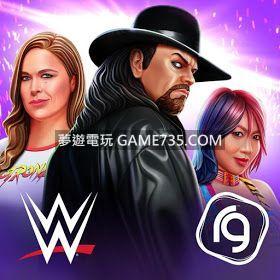 【修改版+中文】WWE Mayhem v1.33.132 無限金錢 過偵測 MOD 20200607