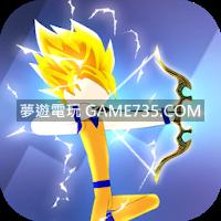 【修改版+中文】Stick Z Bow v1.3.1 強制使用金幣。 20191112