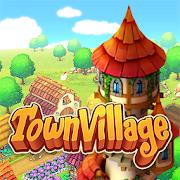 【修改版+中文】Town Village:農場,建設,貿易 Farm Build V1.8.19 無限內購