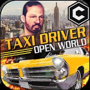 【修改版+中文】開放世界 - 瘋狂模擬計程車 瘋狂計程車APP手機版