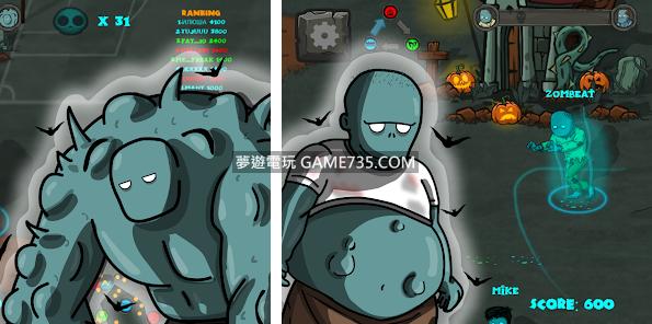 【修改版】Zombeat.io 殭屍 V1.2.9 MOD 去廣告無限復活